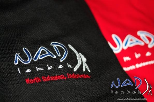 New T-Shirts and Polos at NAD Lembeh