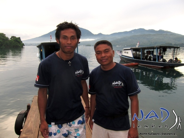NAD Lembeh Guides found Whaleshark